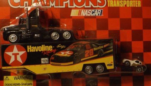 1996 Racing Champions Racing Team Transporter-Nascar-#28-Havoline - 1