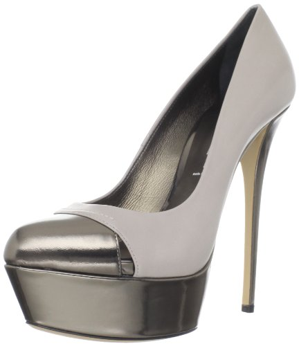 Rev Casadei Women's 1516 Platform Pump