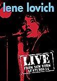 echange, troc Lene LOVICH - Live From New York At Studio 54