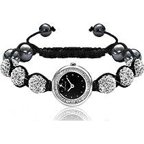 Accurist LB461BB Ladies Sparkly Nights Bracelet Watch
