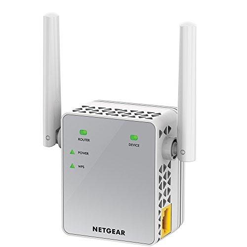 Extención de rango del Wi-Fi Netgear AC750