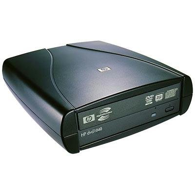 double layer dvd burner  HP 20x External Super Multi DVD (Lightscribe) HP1040E