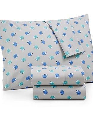 Martha Stewart WHIM Collection 100% Cotton Sheet Set