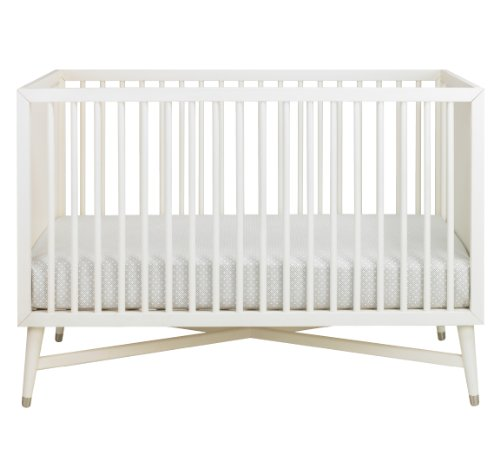 cribs nursery beds dwellstudio mid century crib french