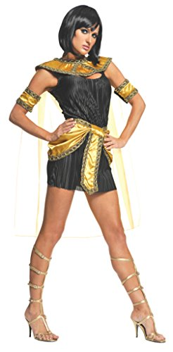 Underwraps Womens Egyptian Sexy Cleopatra Nile Princess Fancy Halloween Costume