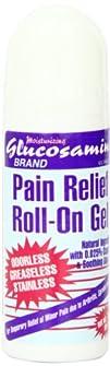 Moisturizing Glucosamine Pain Relief Roll-on Gel