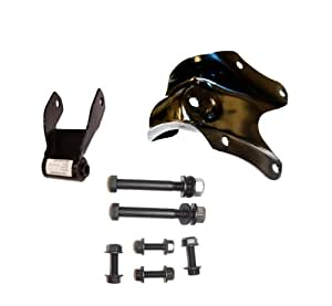 Ford Ranger Hanger and Shackle Kit M95924, Replaces Ford # E3TZ5775B