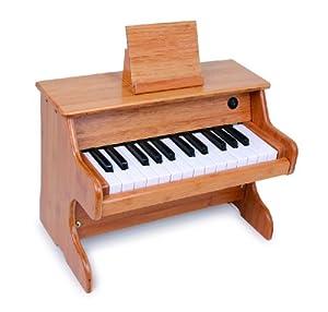 Piano Bambú
