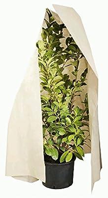 """Pflanzen-Schutz Vlies """"beige"""" 200x500cm,1 Stück von WENKO bei Gartenmöbel von Du und Dein Garten"""
