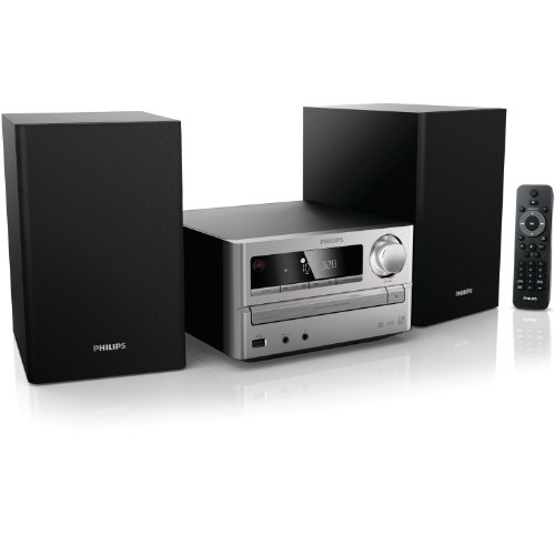 Philips MCM2000/12 Kompaktanlage (CD/MP3/WMA-Player, 20...