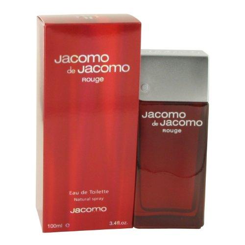Jacomo, Rouge, Eau de Toilette da uomo, 100 ml