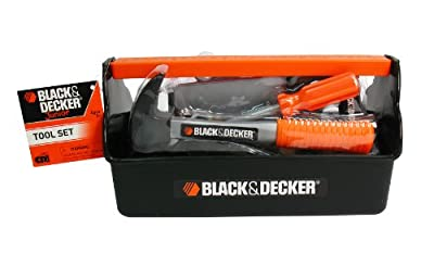 Black and Decker Tool Box by Creative Designs Inc. (CDI)
