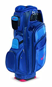Nike Golf Performance Cart Golf Bag (Storm Blue)
