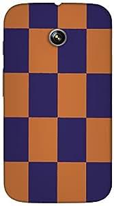 Timpax protective Armor Hard Bumper Back Case Cover. Multicolor printed on 3 Dimensional case with latest & finest graphic design art. Compatible with Motorola Moto -E-1 (1st Gen )Design No : TDZ-22325
