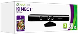 Official Xbox 360 Kinect Sensor with Kinect Adventures (Xbox 360)