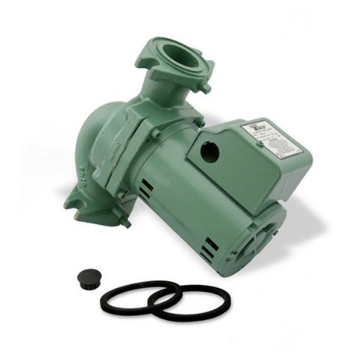 Taco 2400-20-WB Wood Boiler Pump - Cast Iron - 1/6 HP (Floor Heat Boiler compare prices)