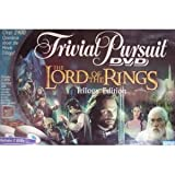 Complete Lord Of The Rings Trivial Pursuit Dvd Game: Trilogy Edition, Parker Brothers Model 42395