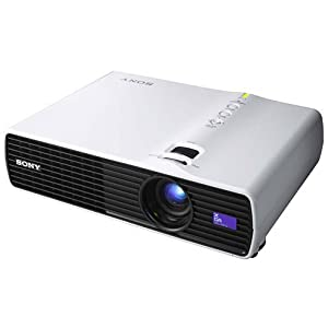 Sony VPL DX15 LCD Desktop Wireless Projector