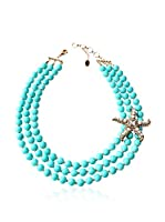 Amrita Singh Collar Mauritius Star Turquoise