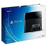 PlayStation 4 ジェット・ブラック 500GB (CUH-1100AB01)