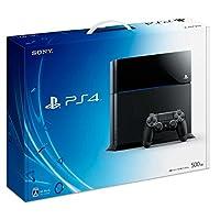 PlayStation 4 ジェット・ブラック(CUH-1100AB01)