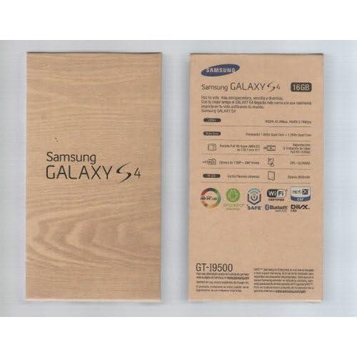 Samsung Galaxy S IV/S4 GT-I9500 Factory Unlocked Phone - International