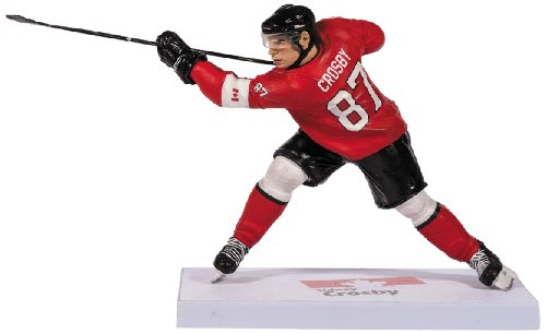 2014 McFarlane Sidney Crosby Team Canada Sochi Olympics Action Figure (Team Canada Hockey Jersey 2014 compare prices)