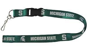 NCAA Michigan State Spartans Lanyard