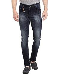 Fever Men's Jeans (211670-2-30_Dark Blue)