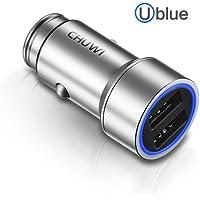 Chuwi Ublue 3.4-amp 17-watt Dual USB Car Charger