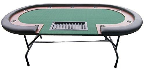 Poker Table High 208 X Black