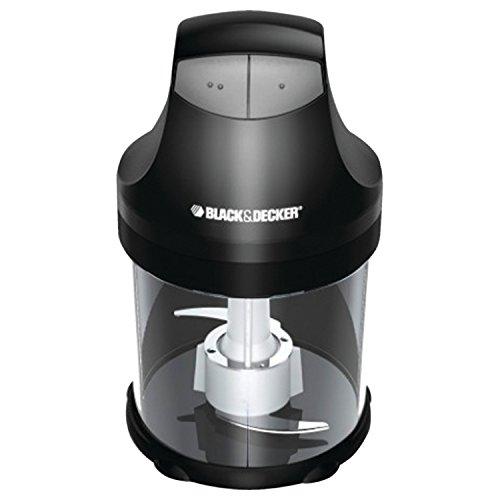 Black & Decker EHC750BD 3-Cup Ergo Chopper, Black (Black Decker Chopper compare prices)