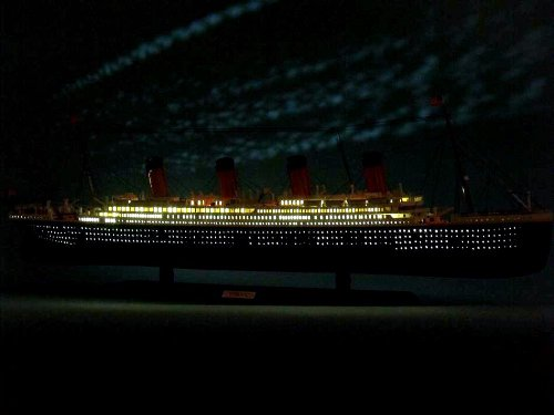 RMS Titanic Limited 40