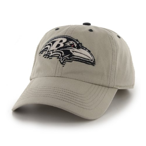 NFL Baltimore Ravens Men's Bangor Cap, One Size, Bone at Amazon.com
