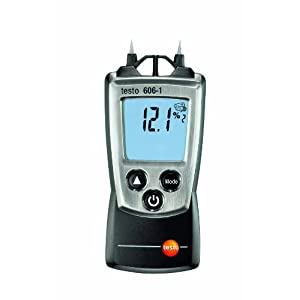 Testo 606-1 Wood & Material Moisture Meter w/protective