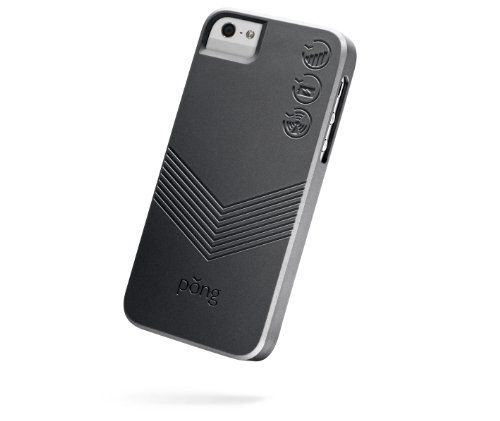Special Sale Pong Radiation-redirecting Case for iPhone 5 (Graphite Black)