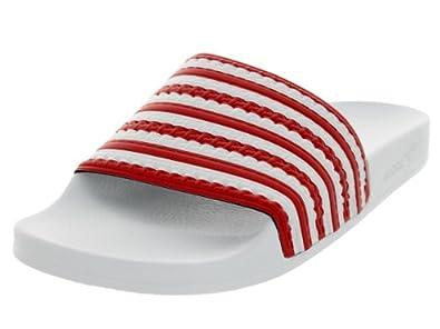 Adidas Mens Adilette Flags Originals Sandal by adidas