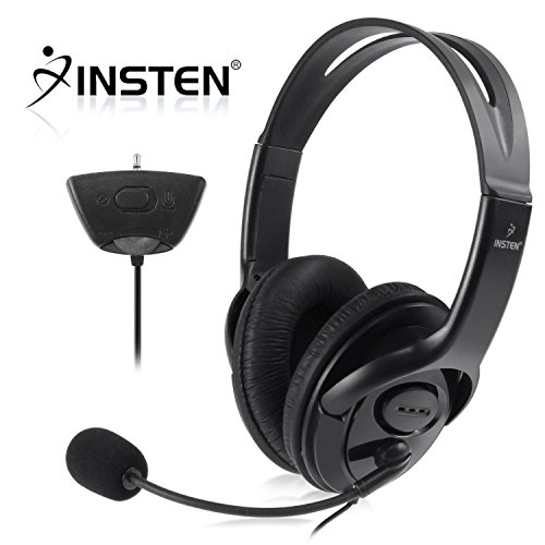 Live Headset Headphone With Microphone Mic for Xbox 360