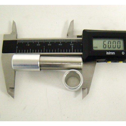 Manitou 12.5mm eyelet shock mount hardware, M6x60.0mm (Shock Eyelet Bushing compare prices)