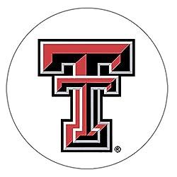 Set of 4 Absorbent Coasters - Texas Tech University