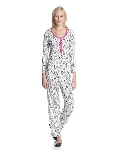 BH PJ's by BedHead Pajamas Women's Placket Pajama Set