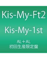 Kis-My-1st(2枚組アルバム)(初回生産限定盤)