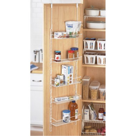 14-Piece Kitchen Shelving System Durable Powder-Coated Steel Construction (Kitchen Shelving System compare prices)