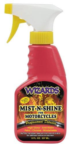 wizards-22208-mist-n-shine-motorcycle-professional-detailer-8-oz