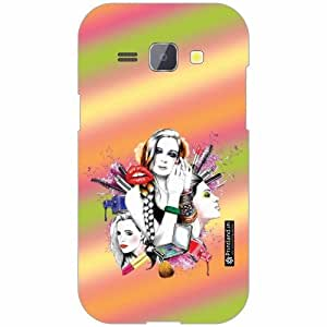 Samsung Galaxy J1 Back Cover - Silicon Soothing Designer Cases