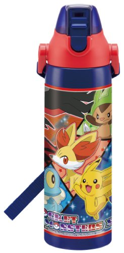 Pokemon XY 800ml Stainless Steel Bottle