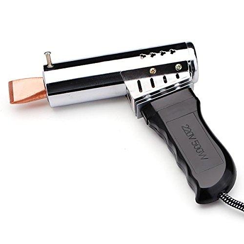 500W 220V External Thermal Electric Iron Pistol Copper Welding Head