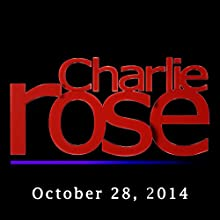 Charlie Rose: Amy Poehler, Atul Gawande, and Michael Waldman, October 28, 2014  by Charlie Rose Narrated by Charlie Rose