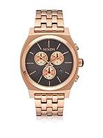Nixon Reloj con movimiento mecánico japonés Man A9722046 39 mm