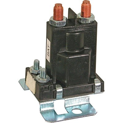 Check Out This SAM Relay Solenoid for SnoWay Products, Model# 1303585
